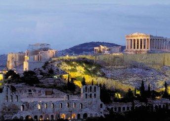 Nagy antik görög körutazás busszal, reggelivel, 2-3*-os szállásokkal