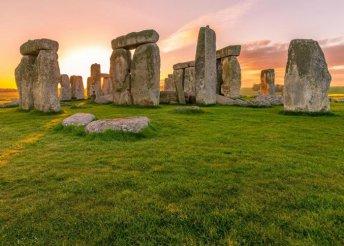 Városnézés Londonban látogatással Oxfordban és a Stonehenge-nél, busszal, reggelivel, 3*-os szállással
