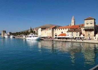 8 napos körutazás Horvátországban tengerparti pihenéssel, busszal, félpanzióval, 3*-os szállással