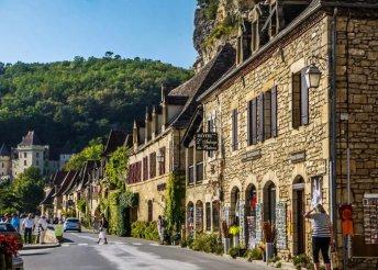 Kirándulás Provence-tól az óceán partjáig Franciaországban, busszal, reggelivel, 3*-os szállással