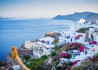 Vakáció az olimposzi riviérán észak-görögországi kirándulásokkal, busszal, reggelivel