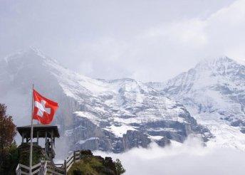 6 napos kirándulás Svájcban, Ticino mediterrán tóvidékén, busszal, reggelivel, 3*-os szállással