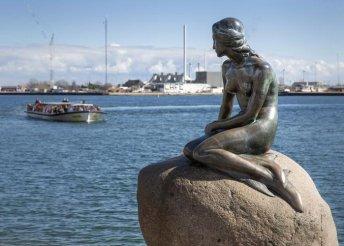 4 napos városnézés Koppenhágában, látogatás Malmőben, repülőjeggyel, reggelivel, 3*-os szállással