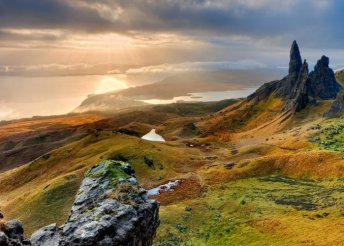 6 napos körutazás Skóciában, repülőjeggyel, reggelivel, 3*-os szállással