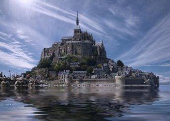 Buszos Utazás Párizsba, Normandiába és Bretagne-ba, reggelivel, 3*-os szállással