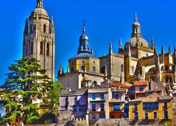 Nagy körutazás Spanyolországban Madrid, Gibraltár és Costa Brava érintésével, busszal, félpanzióval