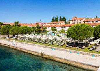 Strandolás az Adriai-tenger partján, Szlovéniában, buszos utazással, félpanzióval, 3*-os szállással