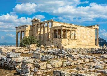 4 napos nyárbúcsúztató városnézés Athénban, repülőjeggyel, reggelivel, 3*-os szállással