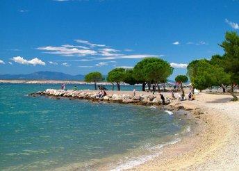 8 napos vakáció az Adriai-tengernél, Crikvenicán, félpanzióval, a Hotel és Pavilon Ad Turres*** vendégeként