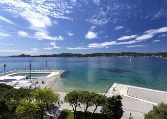 8 napos horvátországi nyaralás az Adriai-tengernél, Biogradban, az Adriatic*** Hotelben, félpanzióval