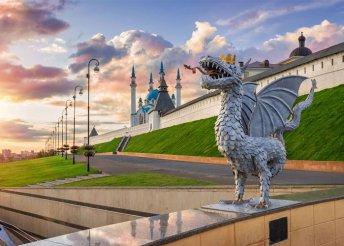 4 napos városnézés Kazanyban, repülőjeggyel, illetékkel, reggelivel, 4*-os szállással