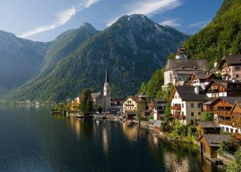 5 napos körutazás az Alpokban, Ausztriában, Svájcban és Németországban, busszal, reggelivel