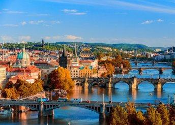 8 napos nagy körutazás Csehországban, busszal, reggelivel, programokkal, idegenvezetéssel