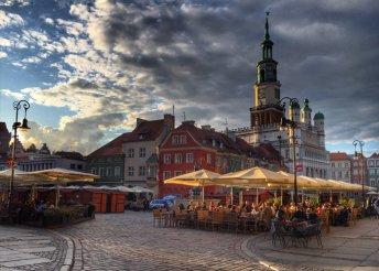 6 napos körutazás Közép- és Dél-Lengyelországban, busszal, reggelivel, programokkal, idegenvezetéssel