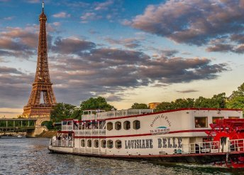 4 napos városnézés Párizsban, repülőjeggyel, illetékkel, reggelivel, 3*-os szállással