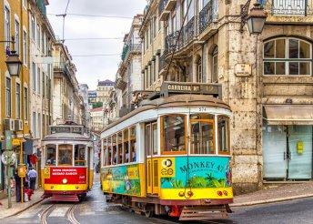 4 napos gasztronómiai kaland Lisszabonban, repülőjeggyel, illetékkel, 4*-os szállással, reggelivel, kóstolókkal