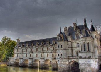 5 napos körutazás Franciaországban a Loire-völgyi kastélyokhoz és Párizsba