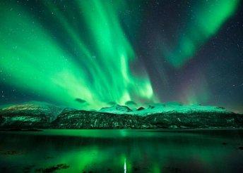 Körutazás Norvégiában, az Aurora borealis nyomában, repülőjeggyel, illetékkel, 3-4*-os szállással