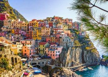 7 napos kirándulás a Ligur-tengerparton és a francia riviérán, busszal, reggelivel, 3*-os szállásokkal