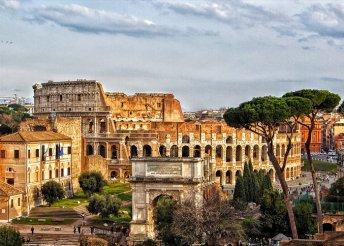 5 napos városnézés Rómában tengerparti lazítással, busszal, reggelivel, 3*-os szállással