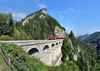 2 napos kirándulás Ausztriában élményvonatozással, buszos utazással, reggelivel, idegenvezetéssel