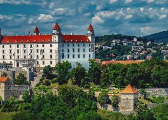 3 napos körutazás Ausztriában, Csehországban és Szlovákiában, romantikus kastélyokhoz
