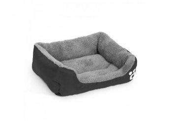 Kutyafekhely - 'L' méret - 65 x 50 cm - fekete