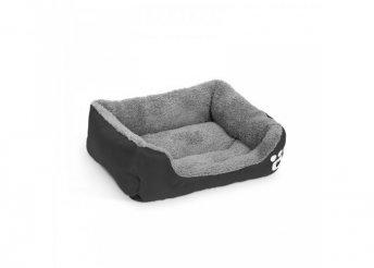 Kutyafekhely - 'M' méret - 54 x 42 cm - fekete