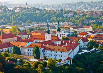 3 napos városnézés Prágában, busszal, reggelivel, 2 vagy 3*-os szállással, idegenvezetéssel