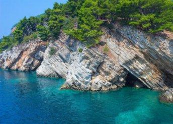 6 napos tengerparti vakáció az Adrián, Montenegróban, buszos utazással, fakultatív programokkal