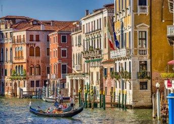 6 napos nyaralás az olasz Adrián, Bibionéban, buszos utazással, fakultatív programokkal