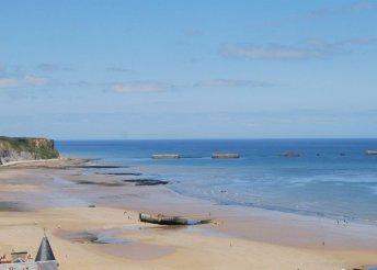 10 napos körutazás Franciaországban, Normandia és Bretagne vidékén, busszal, reggelivel, idegenvezetéssel