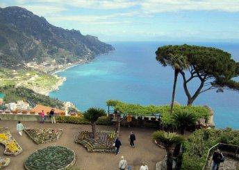 Kirándulás Szicília és Capri szigetén, buszos utazással, reggelivel, 4*-os szállásokkal, hajózással