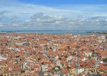 5 napos városnézés Velencében, buszos utazással, kompátkeléssel, reggelivel, 3*-os szállással