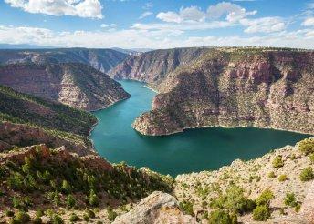 13 napos körutazás az Egyesült Államok híres nemzeti parkjaihoz, repülőjeggyel, illetékkel