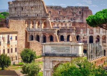 Városnézés Rómában és Firenzében, buszos utazással, reggelivel, 3*-os szállással