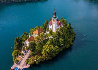 2 napos kiruccanás Szlovéniába, buszos utazással, reggelivel, 3*-os szállással