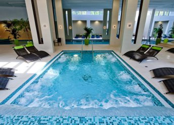 Nyaralás akár 6 napon át 2 főre a herceghalmi ABACUS Business & Wellness**** Hotelben