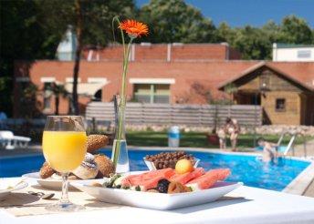 3, 4 vagy 5 napos wellness 2 főre nyáron is a Thermal Hotel Harkányban, félpanzióval