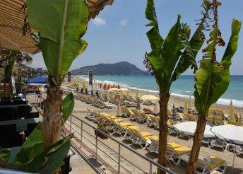 8-12 napos nyaralás a török riviérán, Alanyában, a Muz*** Hotelben, all inclusive ellátással