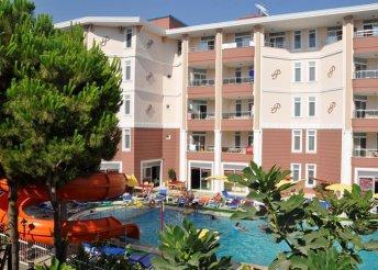 8 napos nyaralás a török riviérán, Alanyában, a Primera Hotel*** & Apart vendégeként