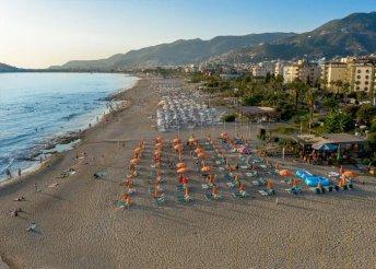 8 napos nyaralás a török riviérán, Alanyában, a Mesut**** Hotelben, all inclusive ellátással