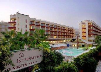 8 napos nyaralás a török riviérán, Alanyában, az A11 Alanya**** Hotelben, all inclusive ellátással