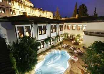 8 napos nyaralás Antalyában, az Aspen*** Hotelben, reggelivel, repülőjeggyel, illetékkel