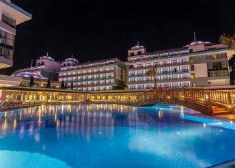 8 napos nyaralás Belekben, a Sensitive Premium Resort & Spa***** Hotelben