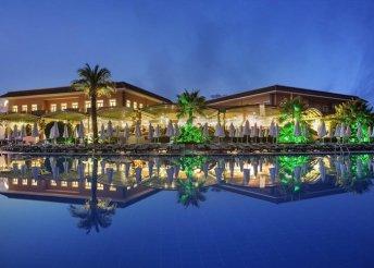 8 napos nyaralás a török riviérán, Belekben, a Crystal Paraiso Verde***** Hotelben