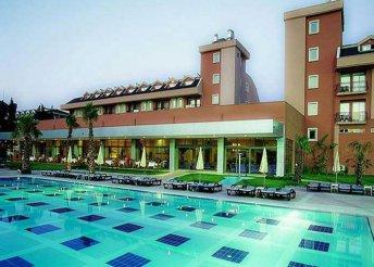 8 napos nyaralás a török riviérán, Kemerben, a Viking Park**** Hotelben, all inclusive ellátással