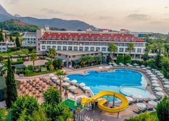 8 napos nyaralás a török riviérán, Kemerben, a Sherwood Greenwood Resort**** Hotelben