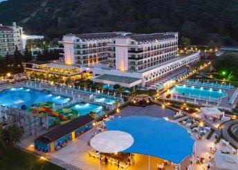 8 napos nyaralás a török riviérán, Kemerben, a Dosinia Luxury Resort***** Hotelben