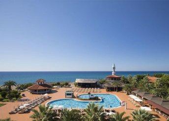 8 napos nyaralás a török riviérán, Managvatban, az Ali Bey Club Park**** Hotelben